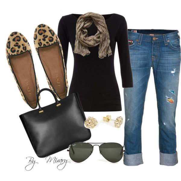 A fashion look from January 2013 featuring Dorothy Perkins tops, True Religion jeans and ALDO flats. Browse and shop related looks.
