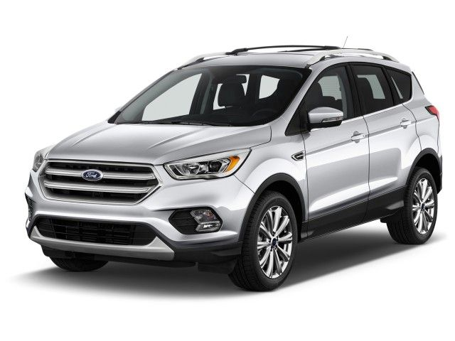 2017 Ford Escape Review Ratings Specs Prices And Photos The Car Connection Ford Escape 2017 Ford Escape Ford Suv