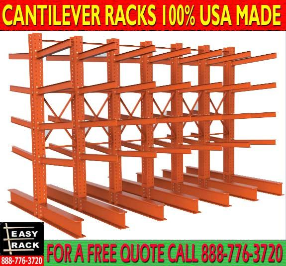Cantilever Rack Made 100% In The USA