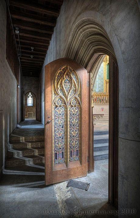 Chapel of the Trinity* - Matthew Christopher's Abandoned America