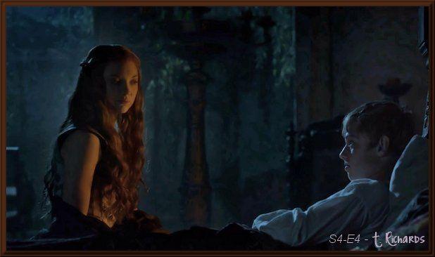 """S4-E4 (4/24/2014): Margaery visiting """"King Tommen"""""""