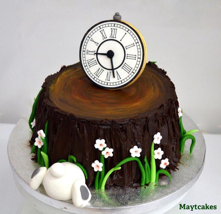 Alice's+rabitt+-+Cake+by+Maytcakes