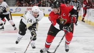 #11 Daniel Alfredsson, Ottawa Senators Captain!! ALFIE ALFIE ALFIE