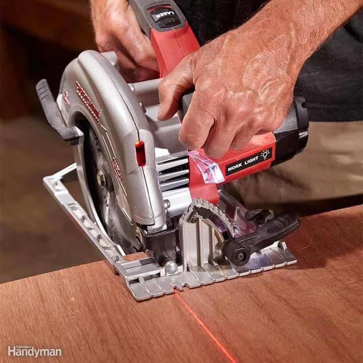 We're not big fans of lasers. The Craftsman and Ryobi saws include lasers, and we experimented using them as an aid for lining up the saw and following a line. If you're not an experienced carpenter, you may find this feature helpful. But we wouldn't factor this into the decision when considering one saw over another.
