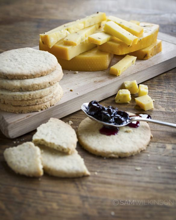 Food Photography Klein River Cheese