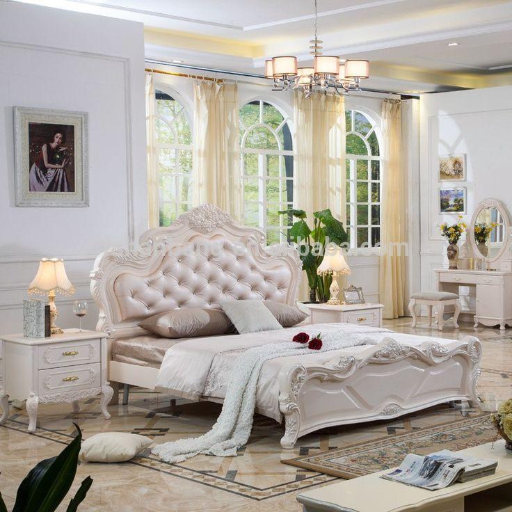 17 mejores ideas sobre muebles barrocos en pinterest - Dormitorio barroco ...