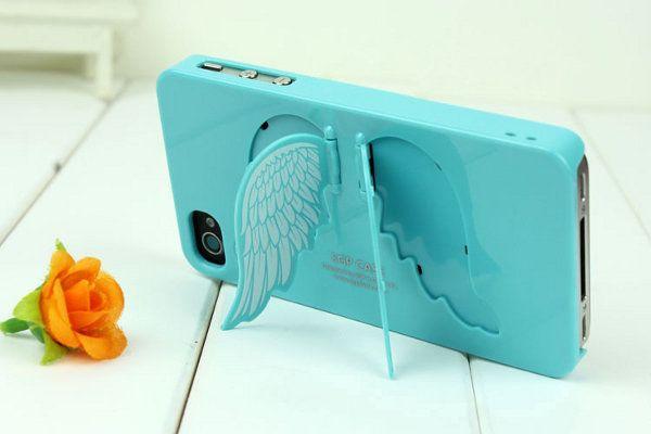 Funda para iPhone con alas