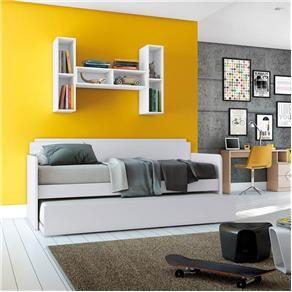 25 melhores ideias sobre cama auxiliar no pinterest - Sofa cama juvenil ...