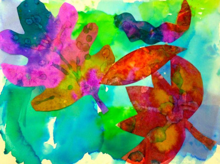 35 Besten TISSUE PAPER ART Bilder Auf Pinterest
