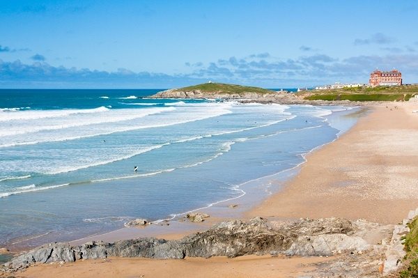 Fistral Beach (Newquay) ... I want to live here!!!!!