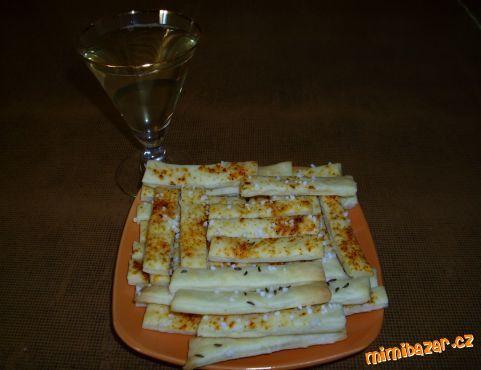 Levná a rychlá chuťovka k vínu