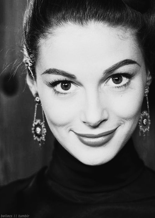 Pier Angeli [Actress]