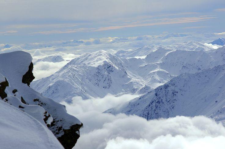 PERSONAL TRAINING | VAL SENALES | SNOWCAMPITALY | Davanti a noi l'infinito, sotto di noi la vita cosiddetta moderna. snowcamp.it