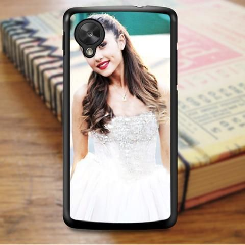 Ariana Grande Red Lips Nexus 5 Case