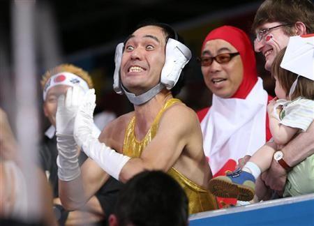 【レスリング女子】五輪3連覇の吉田「負けを知ってさらに強くなれた」 - ロンドン五輪2012特集 - MSN産経ニュース