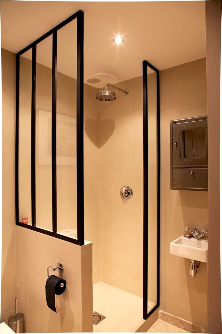 Best 25 salle d eau ideas on pinterest - Parquet pour salle d eau ...