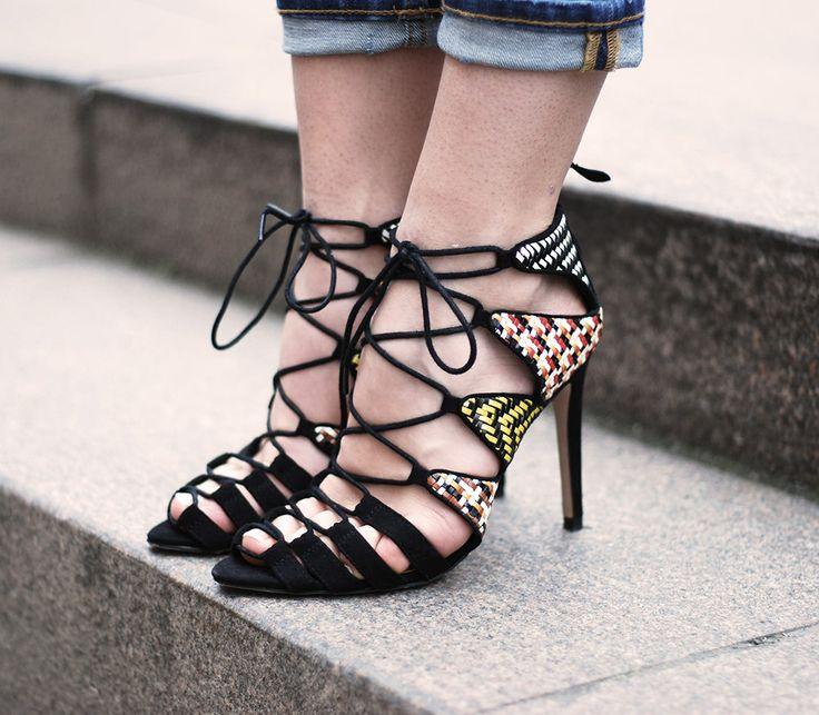 Alexandra's shoes (Zara)
