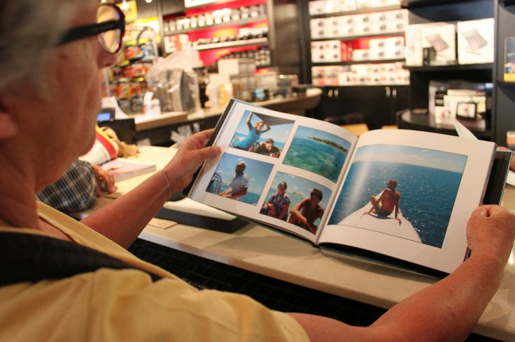 """We love delighting customers! Yesterday, Dominique Espitalier-Noël collected her very first Pics2Book By Orms photo book at Orms Cape Town. Here's what she had to say:   """"It's a FANTASTIC way of keeping memories of holidays, friends and special occasions. I did not buy this... I CREATED IT!"""""""