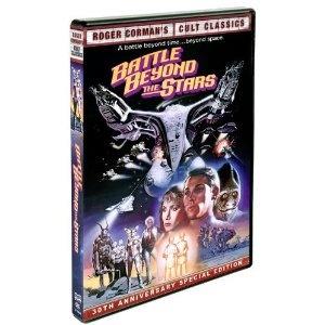 Battle Beyond the Stars: Stars Dvd, Corman Cult, Comic Book, Science Fiction, Rogers Corman, Richard Thomas, Earl Thomas, Cult Classic, Stars Rogers