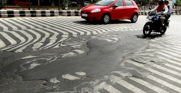 Asphalt melting: India heat wave kills over 1,500 people (PHOTOS)