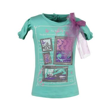 Buy Little Kangaroos Printed Top - Green Online at Best Price in India: Rs.499. Check out Little Kangaroos Printed Top - Green latest price, specifications, features.