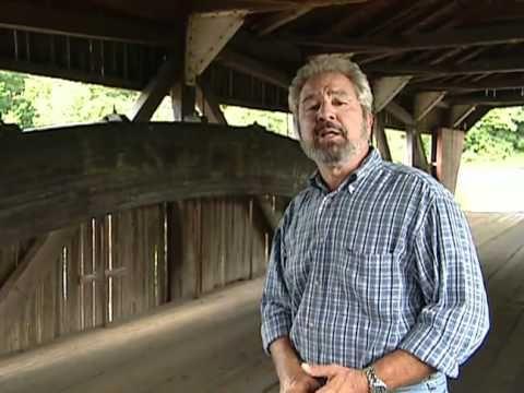 Bob Teaches Us How to Build a Stone Wall at a Vermont Farmhouse #DIY #vermont