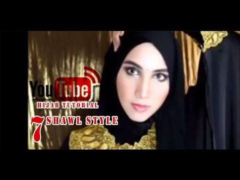 Tutorial Hijab Rai, 7 Hijab Shawl Style