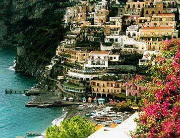 Positano, Campania, Italy