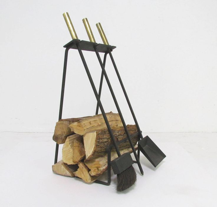 Fireplace Design fireplace log holder : The 25+ best Midcentury fireplace tools ideas on Pinterest ...