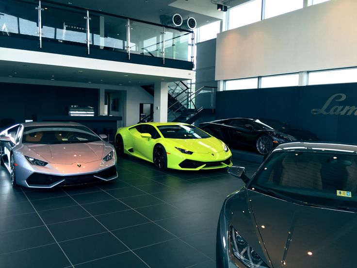 https://flic.kr/p/Q1ws29 | The Bull Stable | Taken at the Lamborghini dealership near Washington DC
