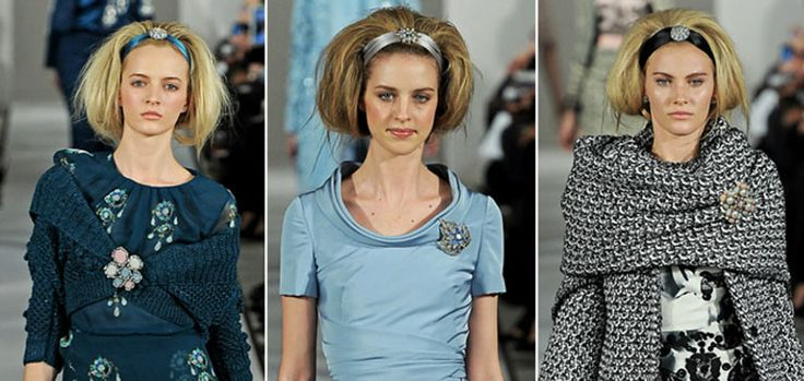 How to match a brooch pin with clothes