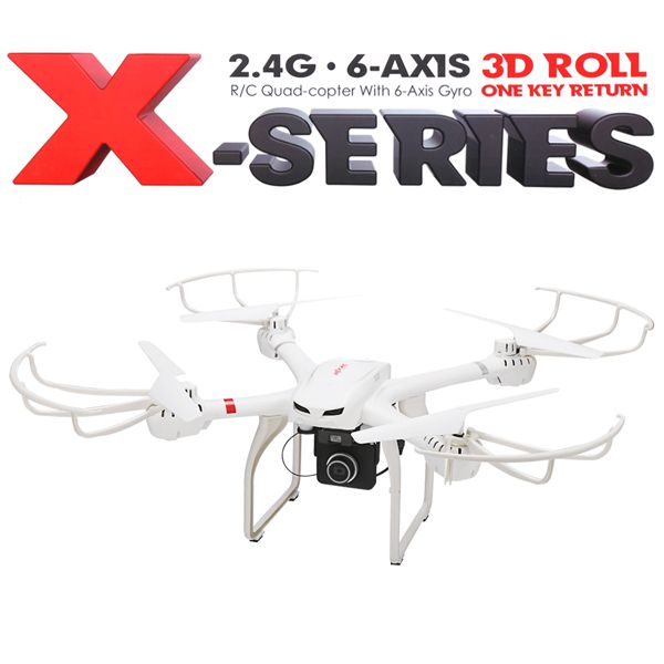 MJX X101 2.4G Six Axle Drone with Six Axis Gyroscopes 3D Rolling Aircraft Model