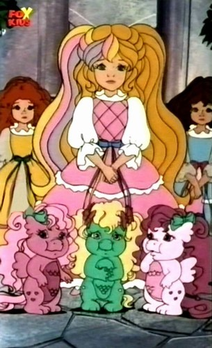 Lady Lovely Locks.... Where my unrealistic hair expectations began!