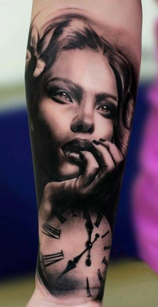12 besten tattoo artist silvano fiato bilder auf. Black Bedroom Furniture Sets. Home Design Ideas