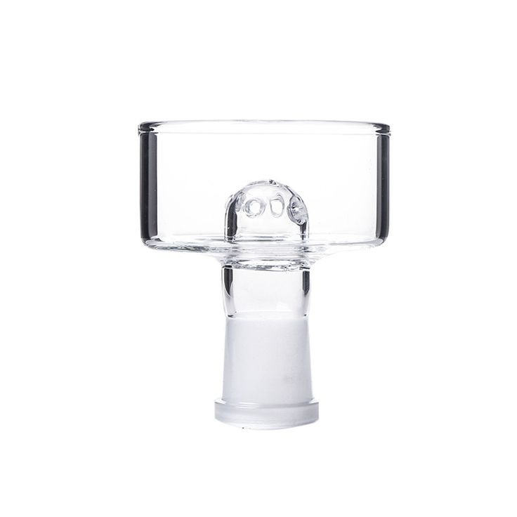 Smoking Dogo Hookah Accessories Glass Hookah Head Female Glass Hookah Shisha Bowl For LED Art Hookah Tobacco Bowl Famale 18mm