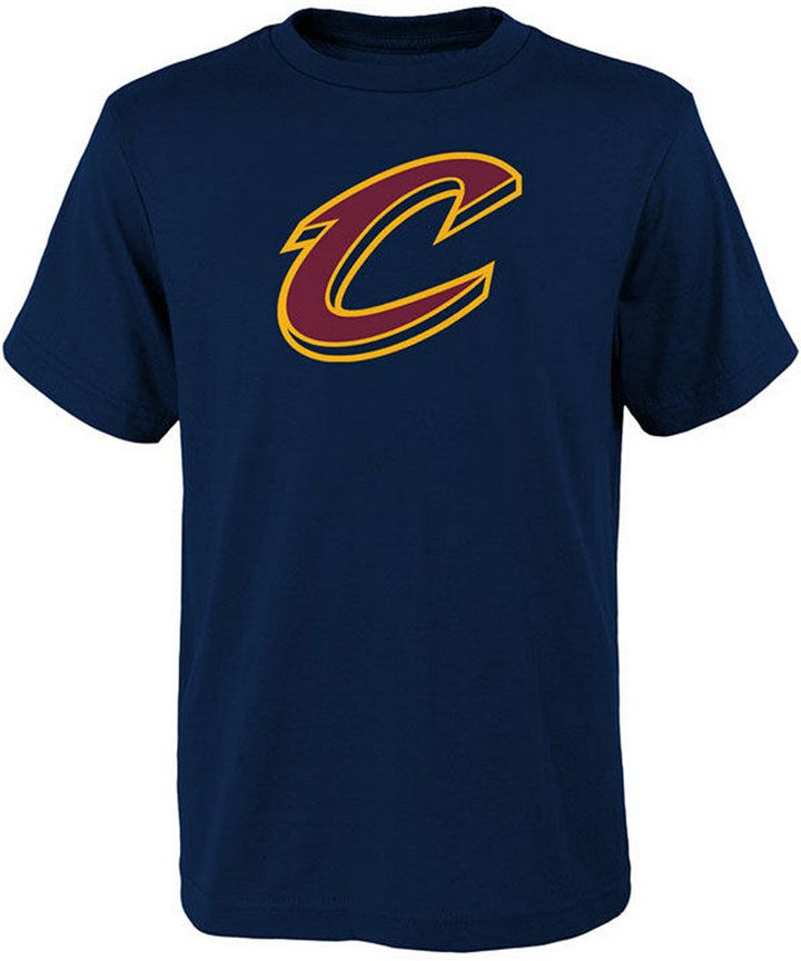 adidas Cleveland Cavaliers Primary Logo T-Shirt, Little Boys (4-7)