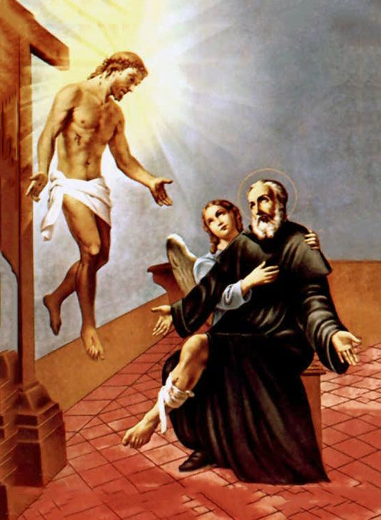 St Peregrine Prayer for Cure Of Cancer & Malignant Diseases | Publish Your answered Prayers!