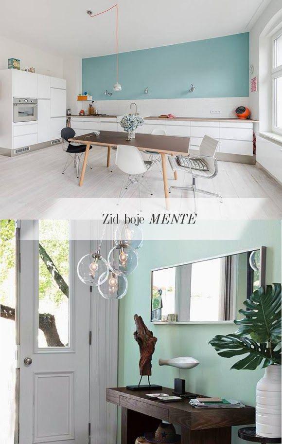 17 meilleures id es propos de murs menthes sur pinterest murs vert menthes des murs en bois. Black Bedroom Furniture Sets. Home Design Ideas