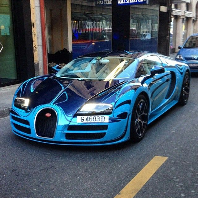 Saphir Bleu Veyron SS Follow @Exotic_Performance  Freshly Uploaded To www.MadWhips.com  Photo by @hmcarphotography