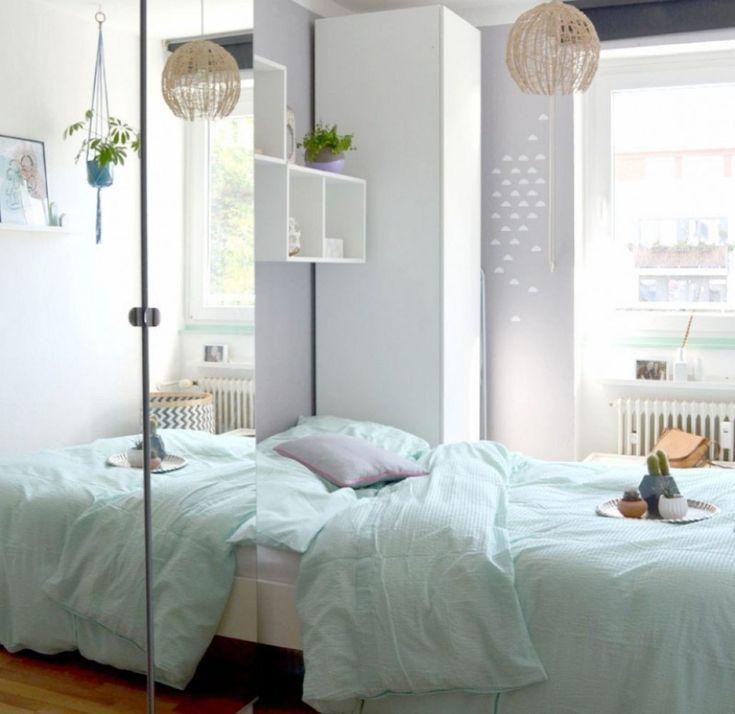 Schlafzimmer Einrichten Ideen Ikea Teenager Zimmer Einrichten Schlafzimmer Gra   Schlafzimmer ...