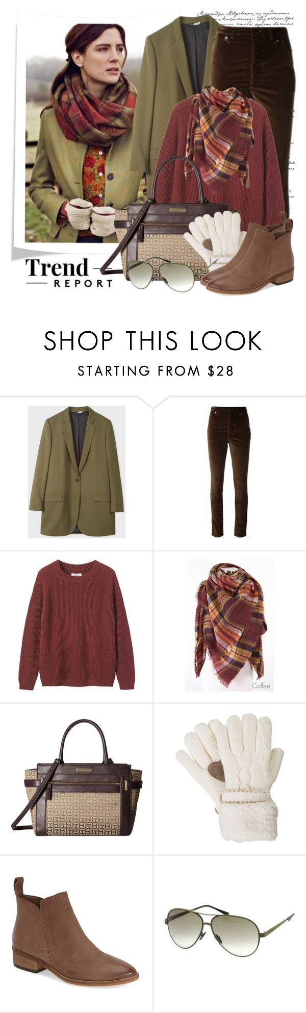 """""""Fall Trends"""" by brendariley-1 ❤ liked on Polyvore featuring Paul Smith, Isabel Marant, Toast, Tommy Hilfiger, Isotoner, Dolce Vita, Italia Independent and fallfashion"""