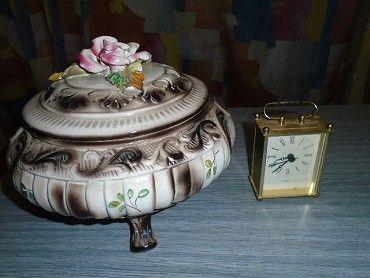 Prodám velkou mísu z porcelánu na bonbóny