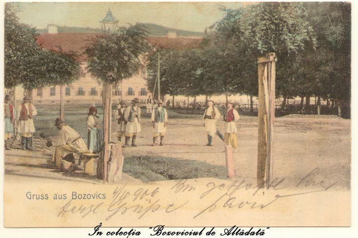 O minune de ilustrată, circulată în 1906 la Vârșeț (Versecz în ungurește, așa cum apare pe verso), către un anume Herman Klein. De-a lungul anilor, a rătăcit prin Serbia, Ungaria, ca mai apoi să se reîntoarcă în România, aproape de localitatea de unde a pornit în călătorie. O iubesc pentru că e color și pentru că a fost o aventură în sine să o obțin. #descoperabozovici (Bozovici. old postcards. vintage postcards)