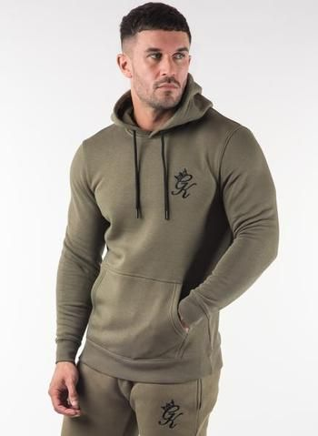 032675b55f5506 Gym King Tracksuit Zipped Hoodie - Blue Nights New FW 2017 Gym King  Collection Dark navy blue nights colour matching joggers available at FTK  Zip Closure ...