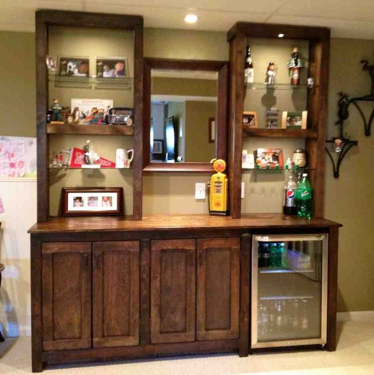 11 Best Living Room Bar Ideas Images On Pinterest