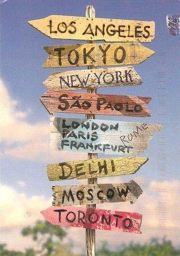 Where would you go? #CAK #EnjoytheJourney