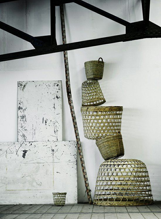 Vosgesparis | Beautiful baskets from Tine K