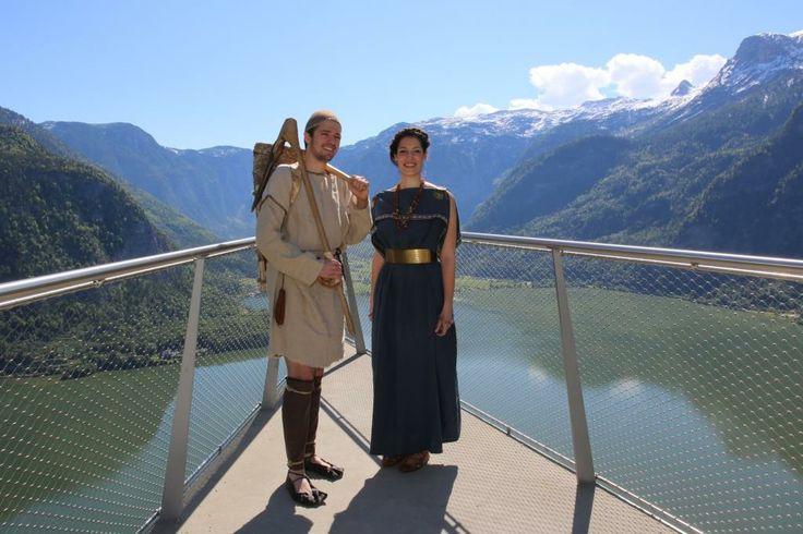 Pressereise zum Textilienkongress nach Hallstatt. Copyright NHM Wien, Hischam Momen