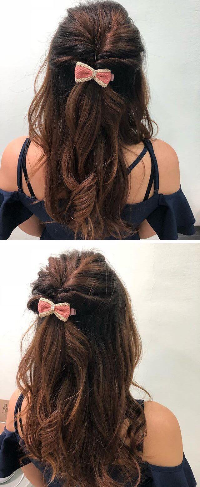 Cute women hairstyles bangs messy hairstyles pinterest hair