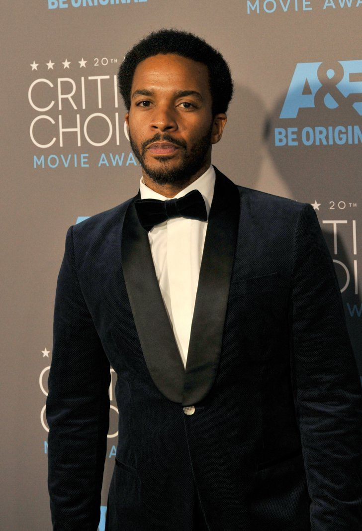 Pin for Later: 20 Photos That Prove Andre Holland Looks Hot in Any Historical Era And of course Andre knows how to wear a damn tuxedo.